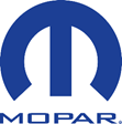 mopar logo blue